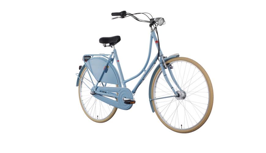 Ortler Van Dyck Hollandsk cykel soft blue